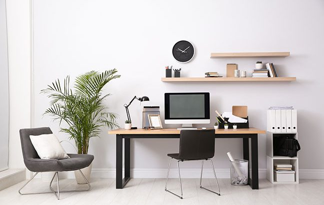 planejar cantinho home office